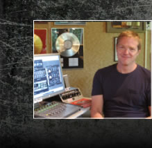 Steve Orchard, Record Producer, Mixer & Engineer, London , UK